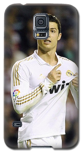 Cristiano Ronaldo 4 Galaxy S5 Case