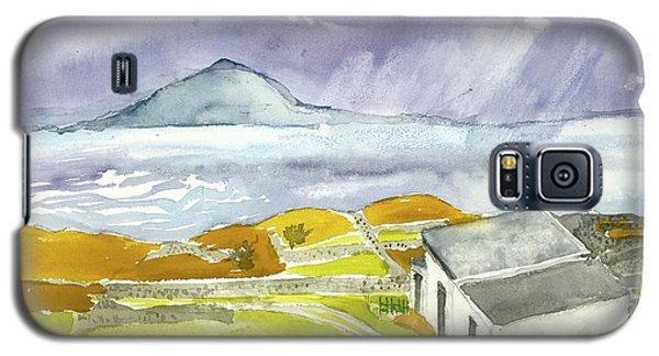Croagh Patrick And Purple Sky Galaxy S5 Case