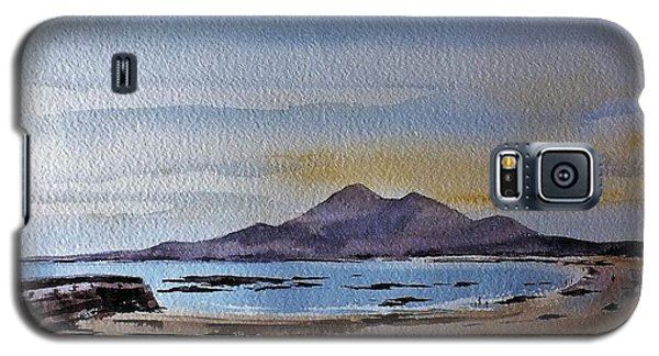 F801  Croagh Patrick From Old Head, Mayo Galaxy S5 Case