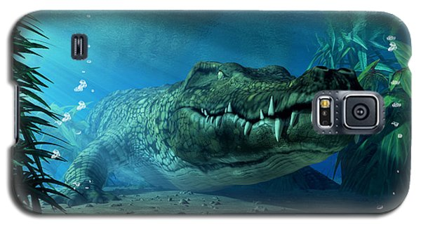 Crocodile Galaxy S5 Case