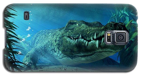 Crocodile Galaxy S5 Case
