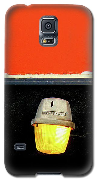 Galaxy S5 Case featuring the photograph Crooked by Ethna Gillespie