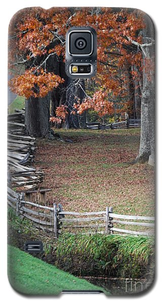 Crooked Fence Galaxy S5 Case