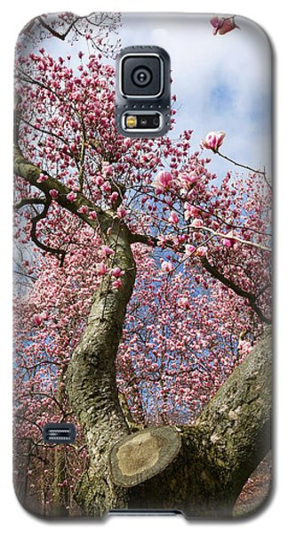 Crooked Magnolia Galaxy S5 Case