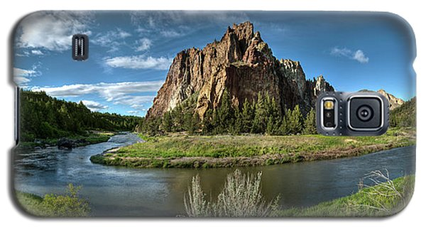 Crooked River And Smith Rock Galaxy S5 Case
