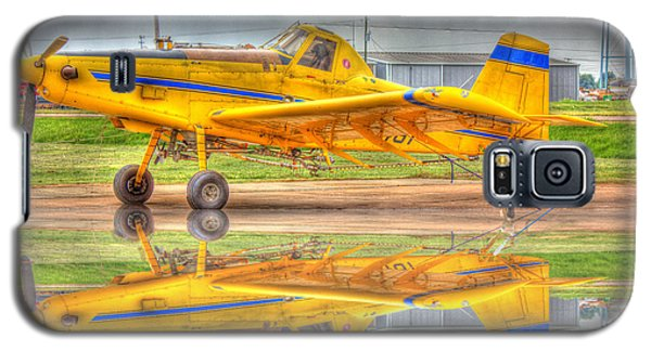 Crop Duster 002 Galaxy S5 Case