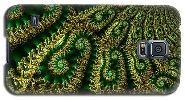 Crop Fields Galaxy S5 Case