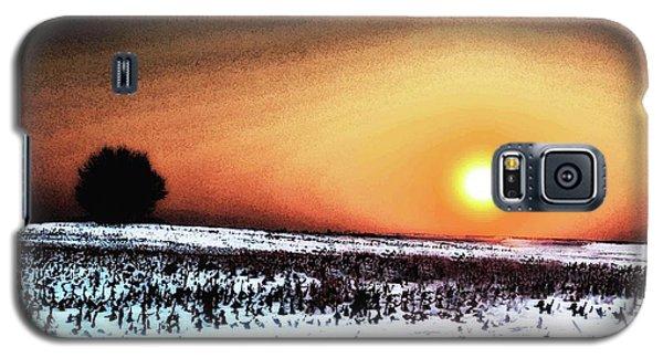 Crops In Galaxy S5 Case