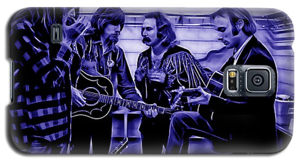 Crosby Stills Nash And Young Galaxy S5 Case