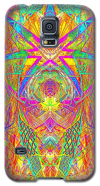 Cross 3 11 17 Galaxy S5 Case