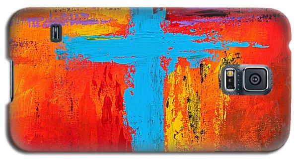 Cross 3 Galaxy S5 Case