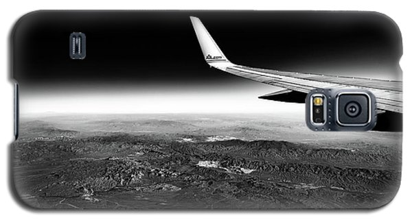 Cross Country Via Outer Space Galaxy S5 Case