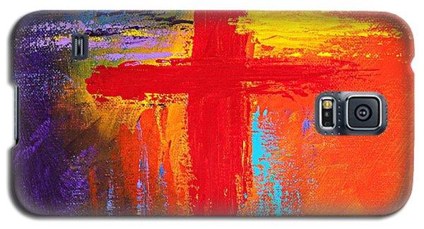 Cross Galaxy S5 Case