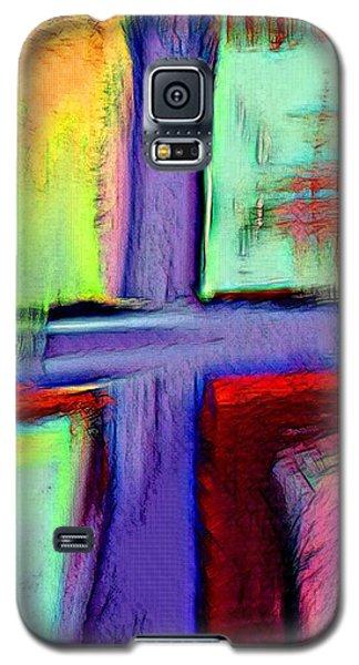 Cross Of Hope Galaxy S5 Case
