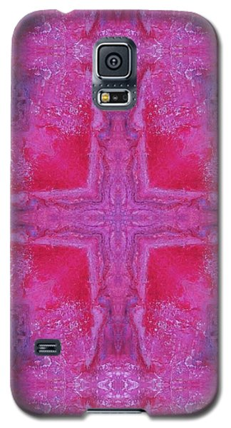 Cross Of Love Galaxy S5 Case