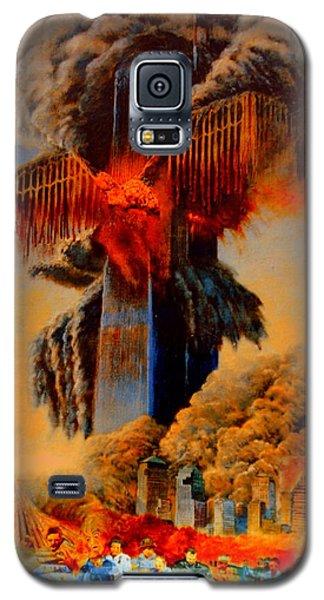 Cross Of The Third Millennium Galaxy S5 Case
