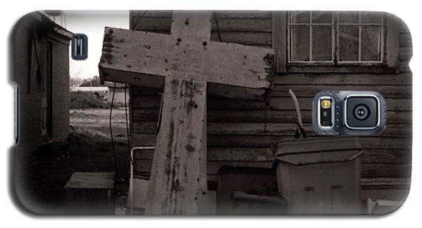 Cross Tallulah Louisiana Galaxy S5 Case