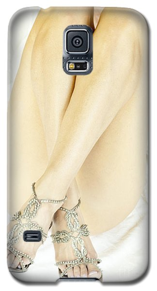 Galaxy S5 Case featuring the photograph Crossed by Marat Essex