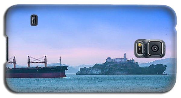 Crossing Alcatraz Galaxy S5 Case