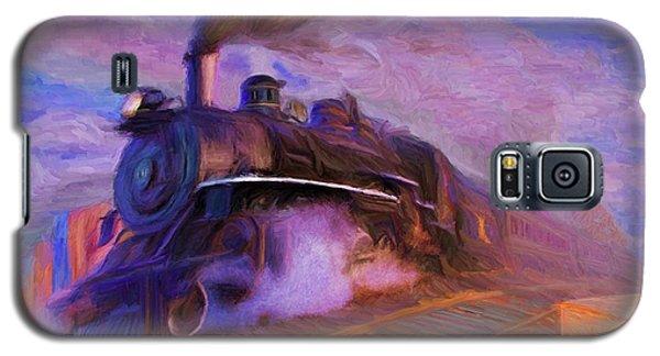 Crossing Rails Galaxy S5 Case