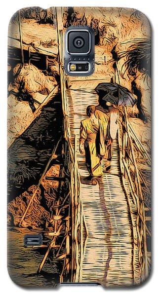 Crossing The Bridge Galaxy S5 Case