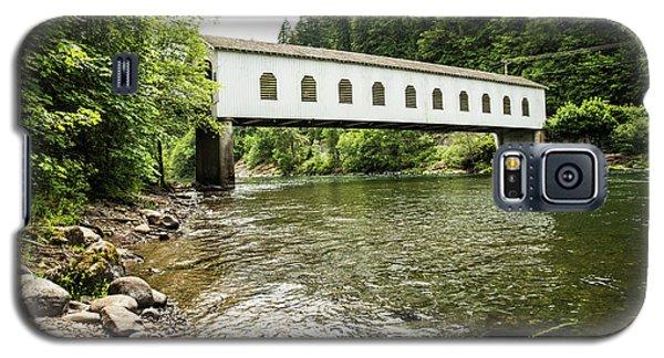 Crossing The Mckenzie River Galaxy S5 Case