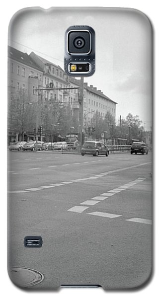 Crossroads In Prenzlauer Berg Galaxy S5 Case