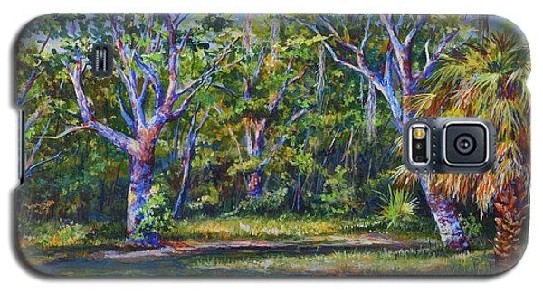 Croton Pond Galaxy S5 Case