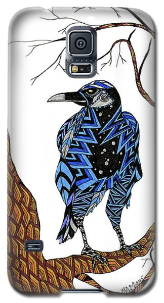 Crow Galaxy S5 Case
