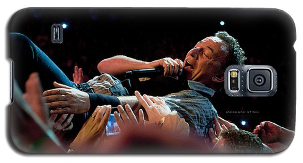 Crowd Surfing Galaxy S5 Case by Jeff Ross