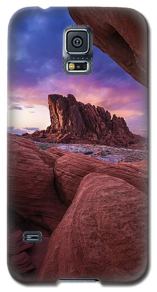 Crown Of Gibraltar  Galaxy S5 Case