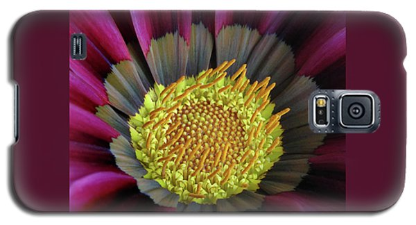 Galaxy S5 Case featuring the photograph Crown Of Pollen by David and Carol Kelly