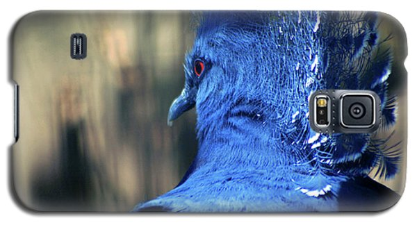 Crowned Pigeon Galaxy S5 Case
