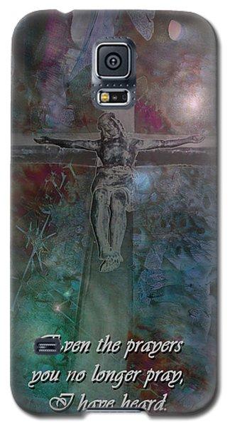 Crucifix 2 Galaxy S5 Case