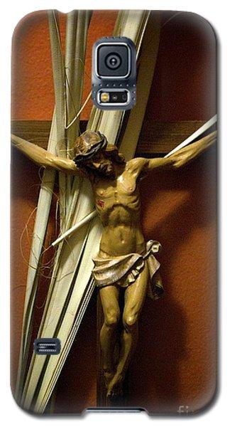 Crucifix Galaxy S5 Case