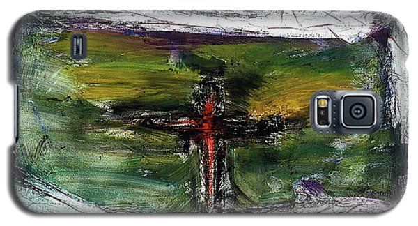 Crucifixion #3 Galaxy S5 Case