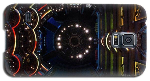 Cruise Ship Abstract Centrum Galaxy S5 Case