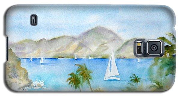 Cruising In The Caribbean Galaxy S5 Case
