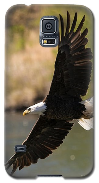 Cruising The River Galaxy S5 Case by Mike Dawson