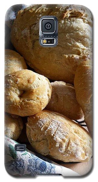 Crusty Artisan Breads Galaxy S5 Case