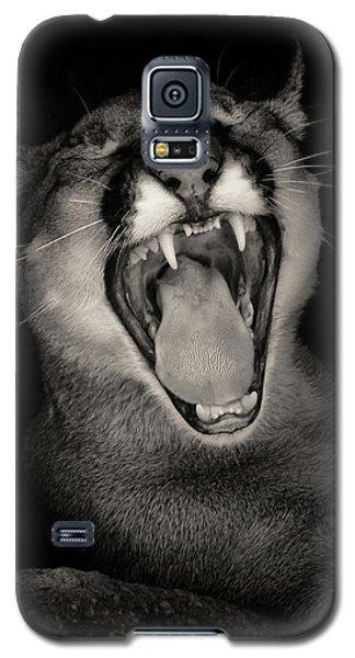 Cruz Yawning Galaxy S5 Case