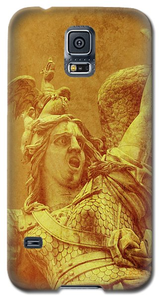 Cry Havoc Galaxy S5 Case by Nigel Fletcher-Jones
