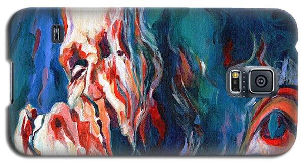Love Is Sweet Misery. Steven Tyler  Galaxy S5 Case