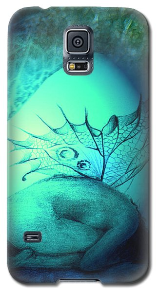 Crying Fairy Galaxy S5 Case