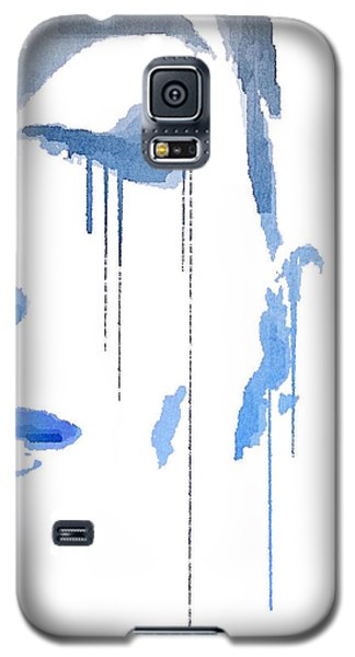 Crying In Pain Galaxy S5 Case by ISAW Gallery