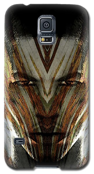 Cryptofacia 107 Galaxy S5 Case