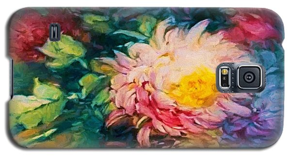Chrysanthemums Galaxy S5 Case