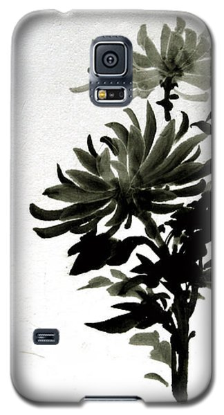 Crysanthemums Galaxy S5 Case