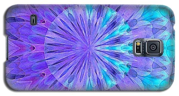 Crystal Aurora Borealis Galaxy S5 Case