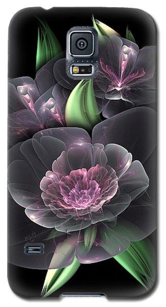 Crystal Bouquet Galaxy S5 Case